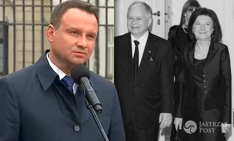 Przemówienie Andrzeja Dudy w 6 rocznicę katastrofy smoleńskiej 10 kwietnia 2016