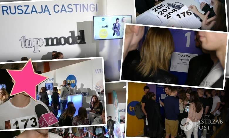Top Model 6 pre casting Łódź