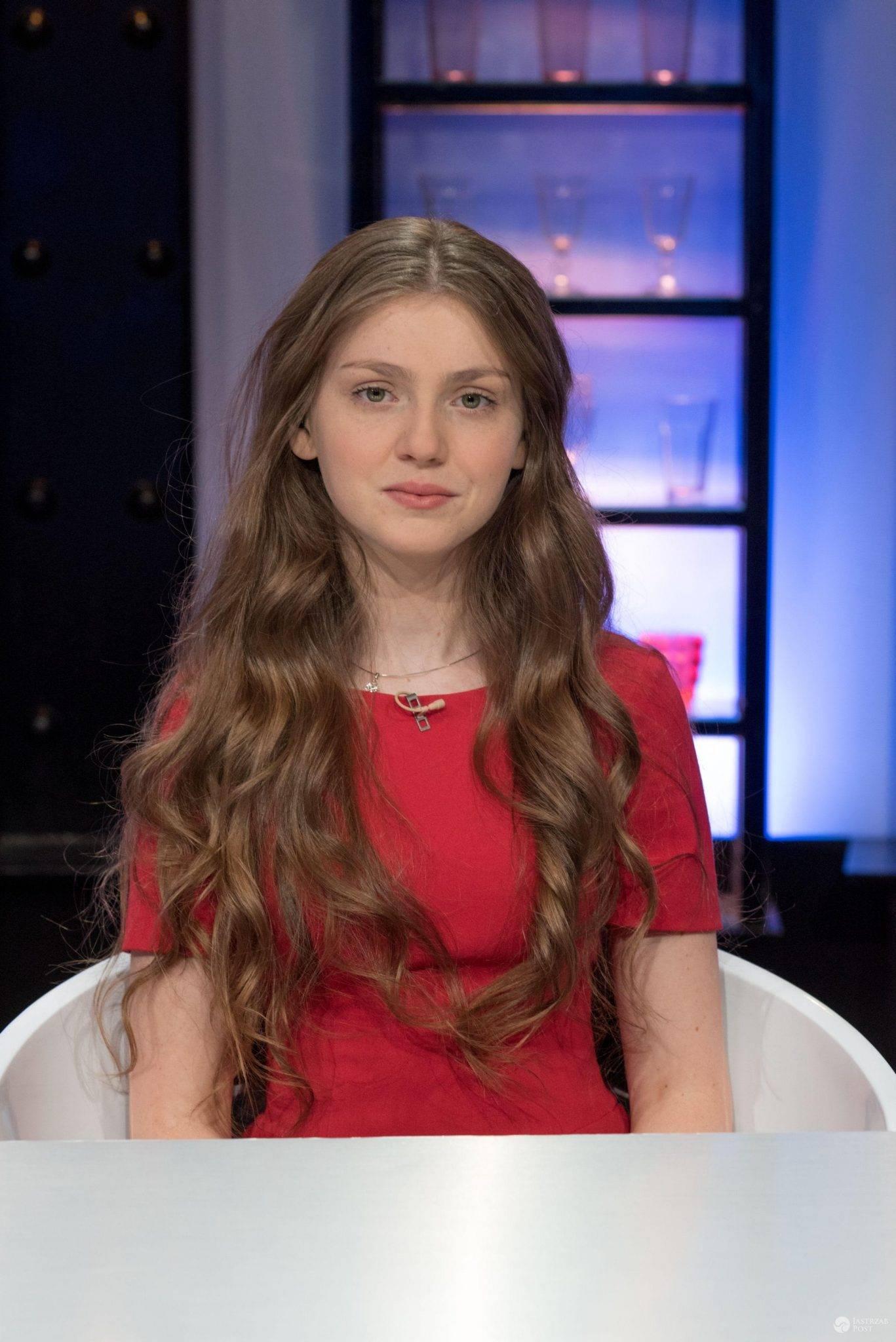 Córka Ewy Wachowicz - Aleksandra Osuchowska w Top Chefie