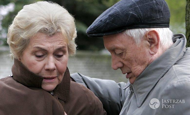 Barbar Mostowiak (Teresa Lipowska), Lucjan Mostowiak (Witold Pyrkosz) M jak miłość