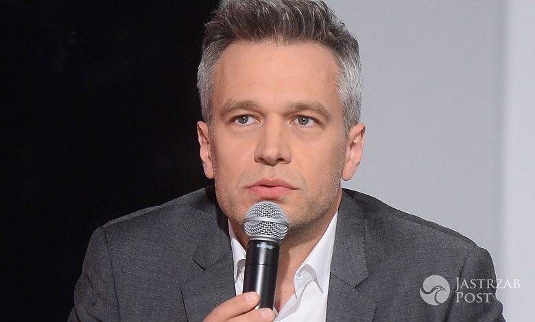 Michał Żebrowski wyciągnąl pomocną dłoń do byłej ukochanej