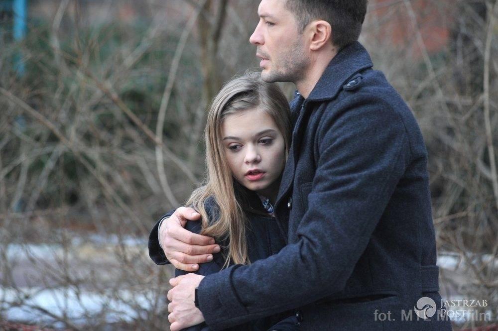 M jak miłość odcinek 1222, Zosia (Julia Wróblewska), Tomek (Andrzej Młynarczyk)