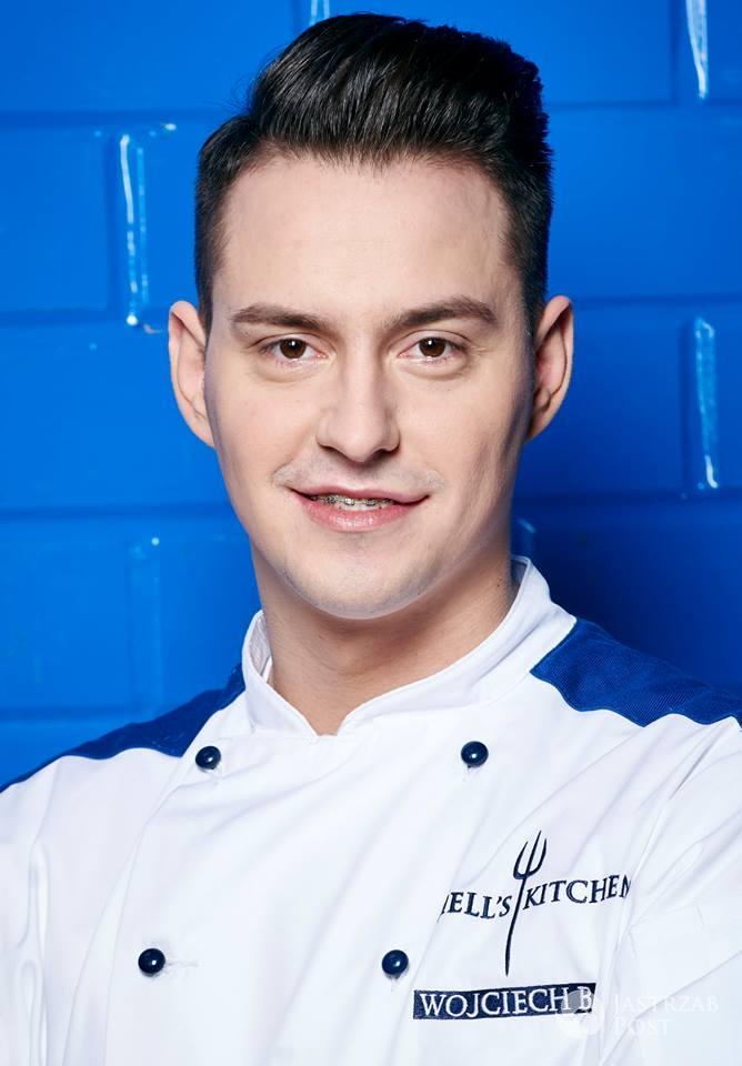 Wojciech Bartczak wygrał Hell's Kitchen 5