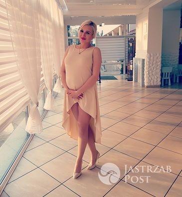 Eliza z Warsaw Shore w drugiej ciąży - waga