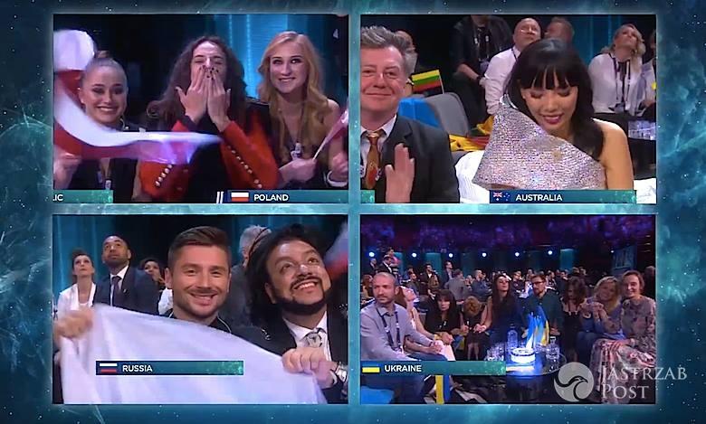 Polska trzecia w głosowaniu widzów i ósma ogólnie na Eurowizji 2016