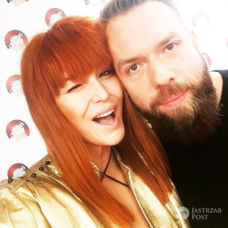 Joanna Czarnecka (Ruda) i Łukasz Lazer z Red Lips są już po ślubie