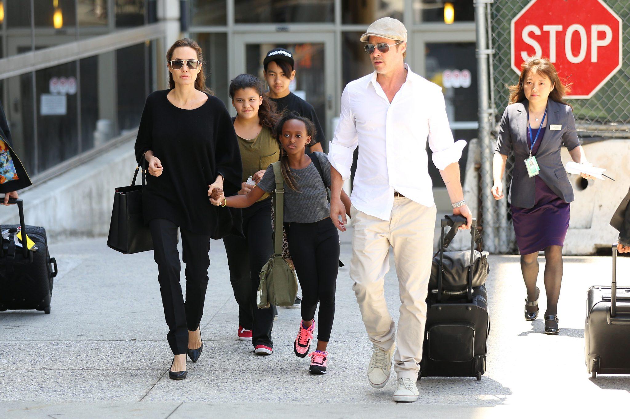Brad Pitt zdradził Angelinę Jolie z Marion Cottilard