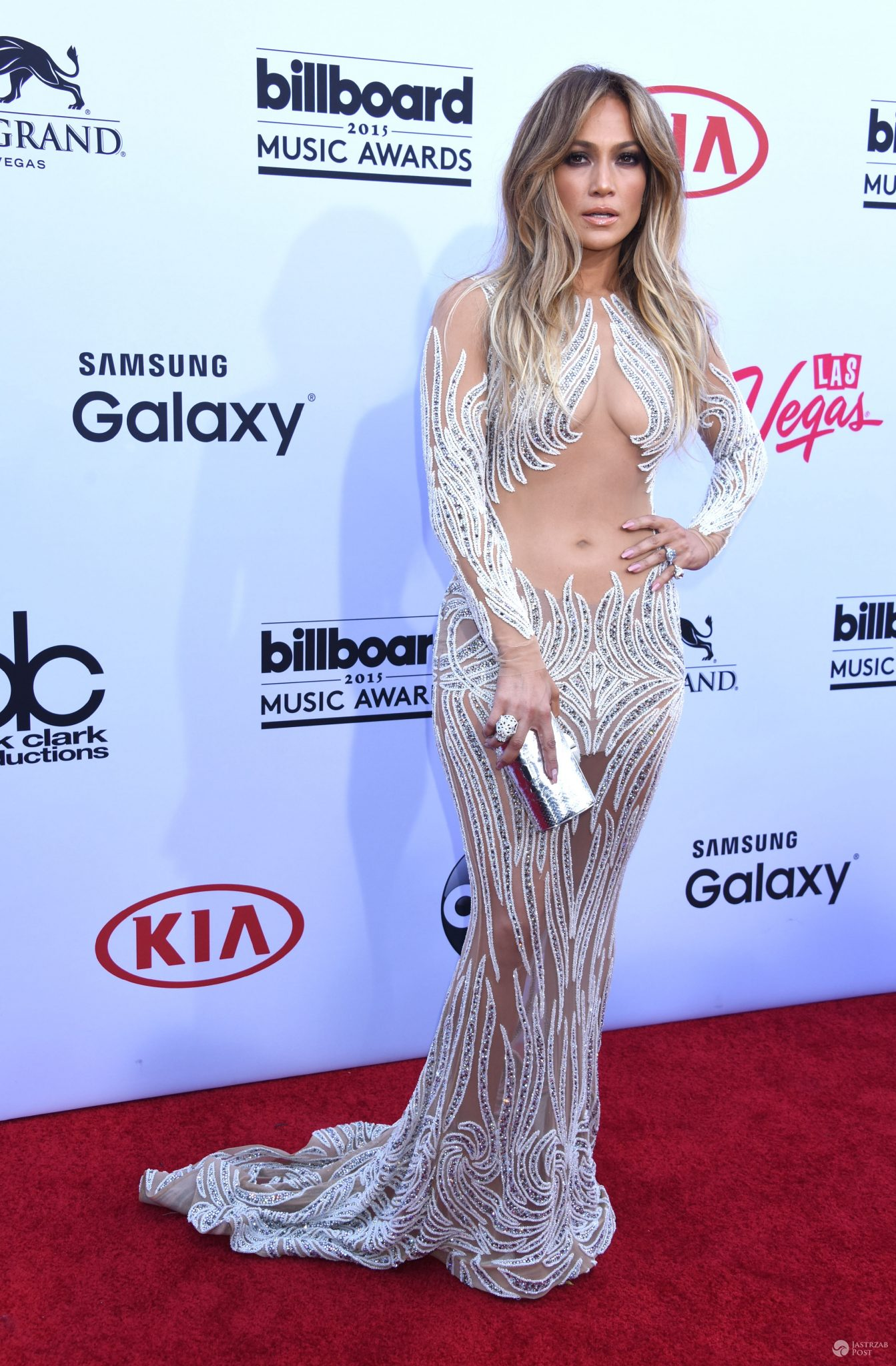 Jennifer Lopez, Billboard Music Awards 2015 (fot. ONS)