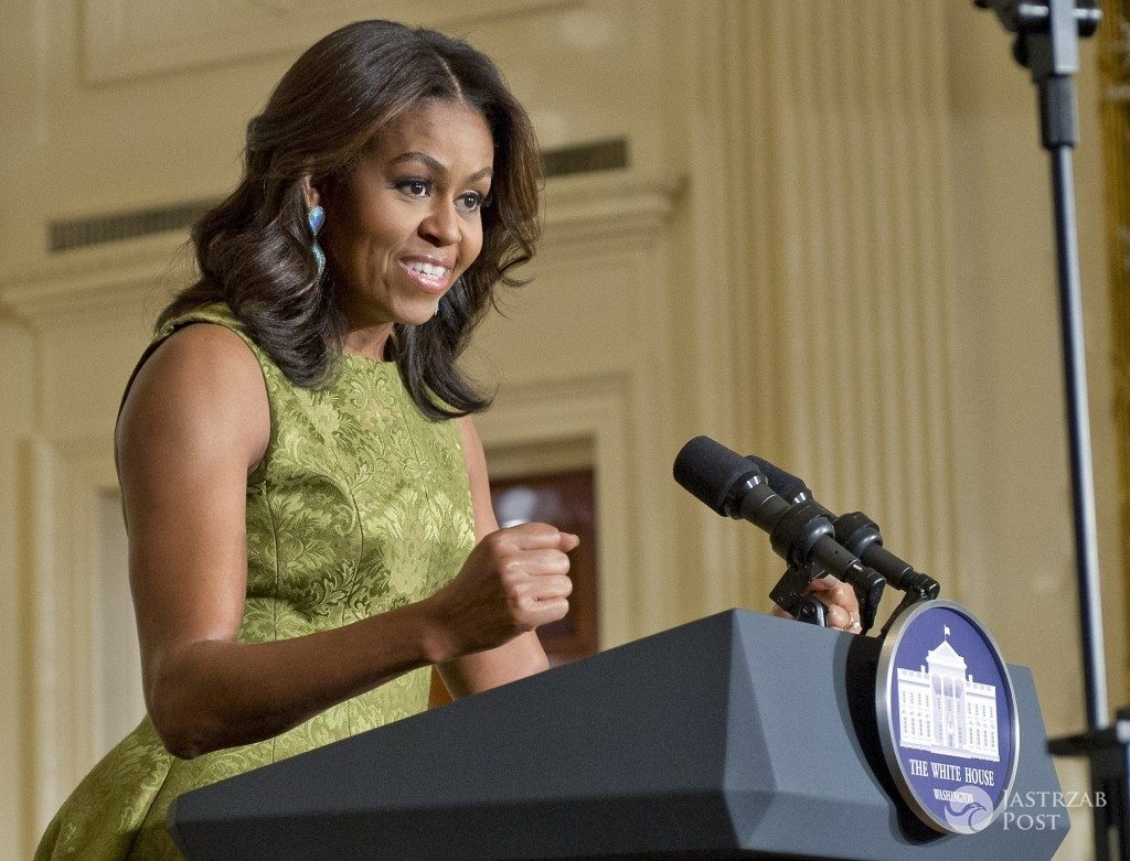 Michelle Obama (fot. ONS)