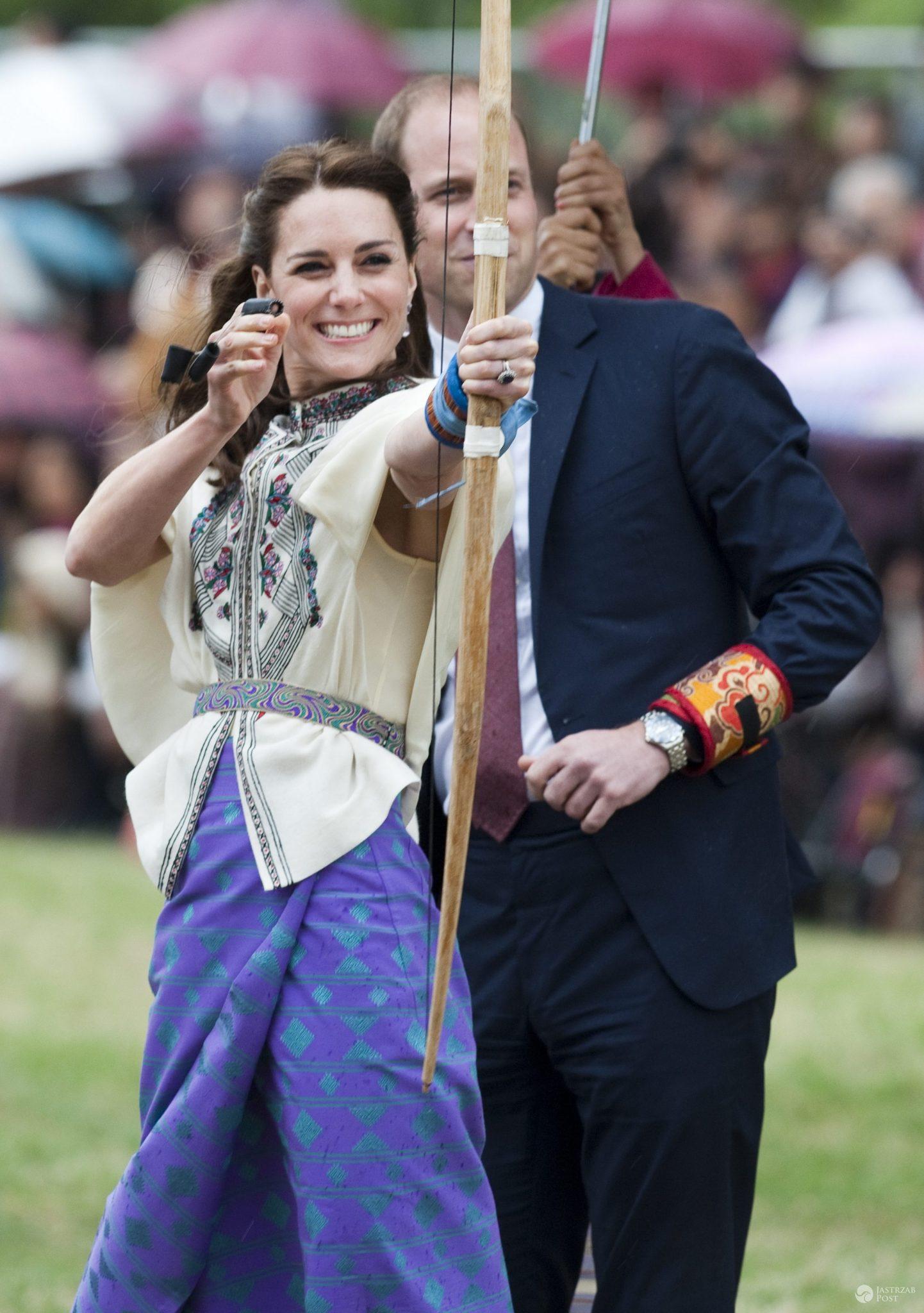 Księżna Kate uwielbia sport. To dzięki niemu utrzymuje zgrabną sylwetkę (fot. ONS)