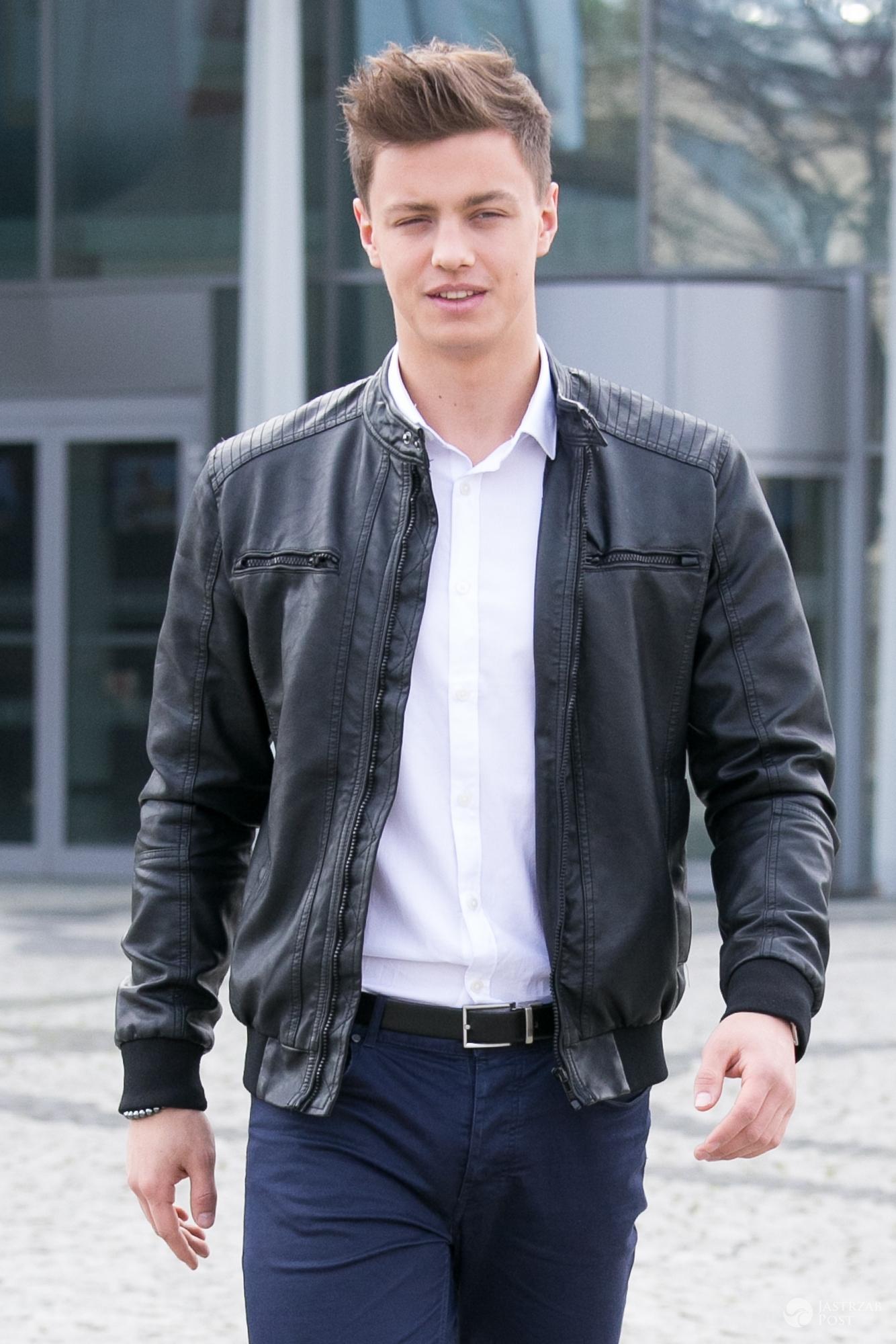 Rafał Jonkisz jest tegorocznym maturzystą