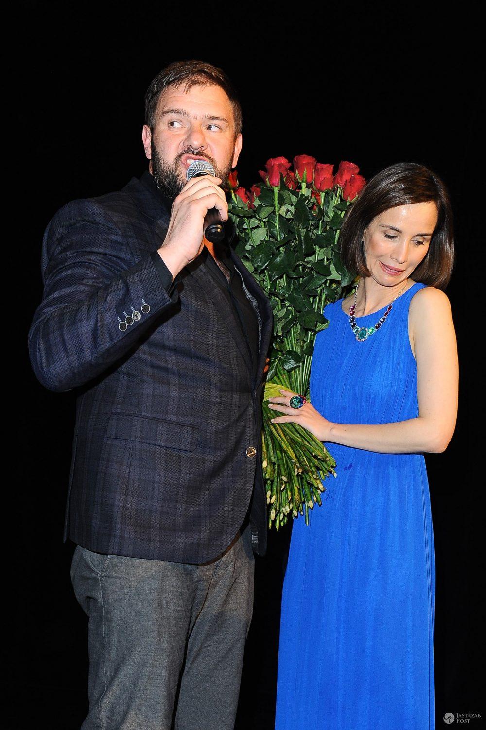Viola Kołakowska i Tomasz Karolak zaręczyli się