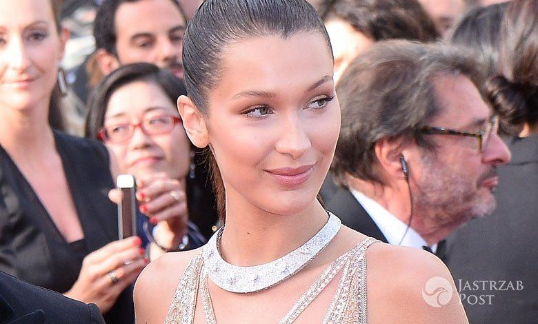 Cannes 2016, gala otwarcia: Bella Hadid w biżuterii De Grisogono (fot. ONS)