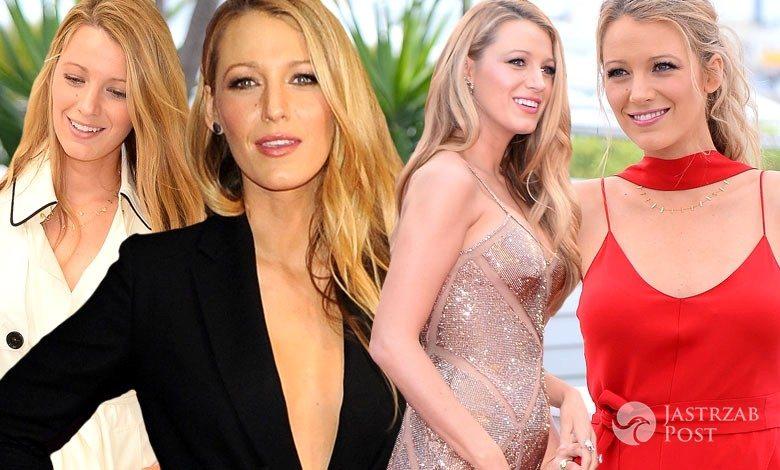 Blake Lively na festiwalu w Cannes 2016. kreacje