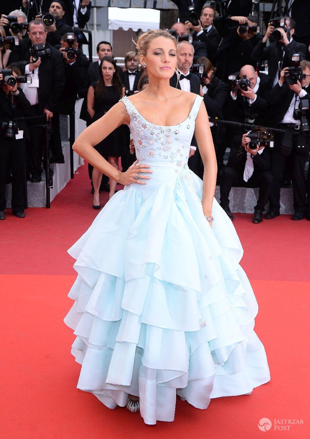 Cannes 2016: Blake Lively w sukni Vivienne Westwood na premierze filmu Slack Bay