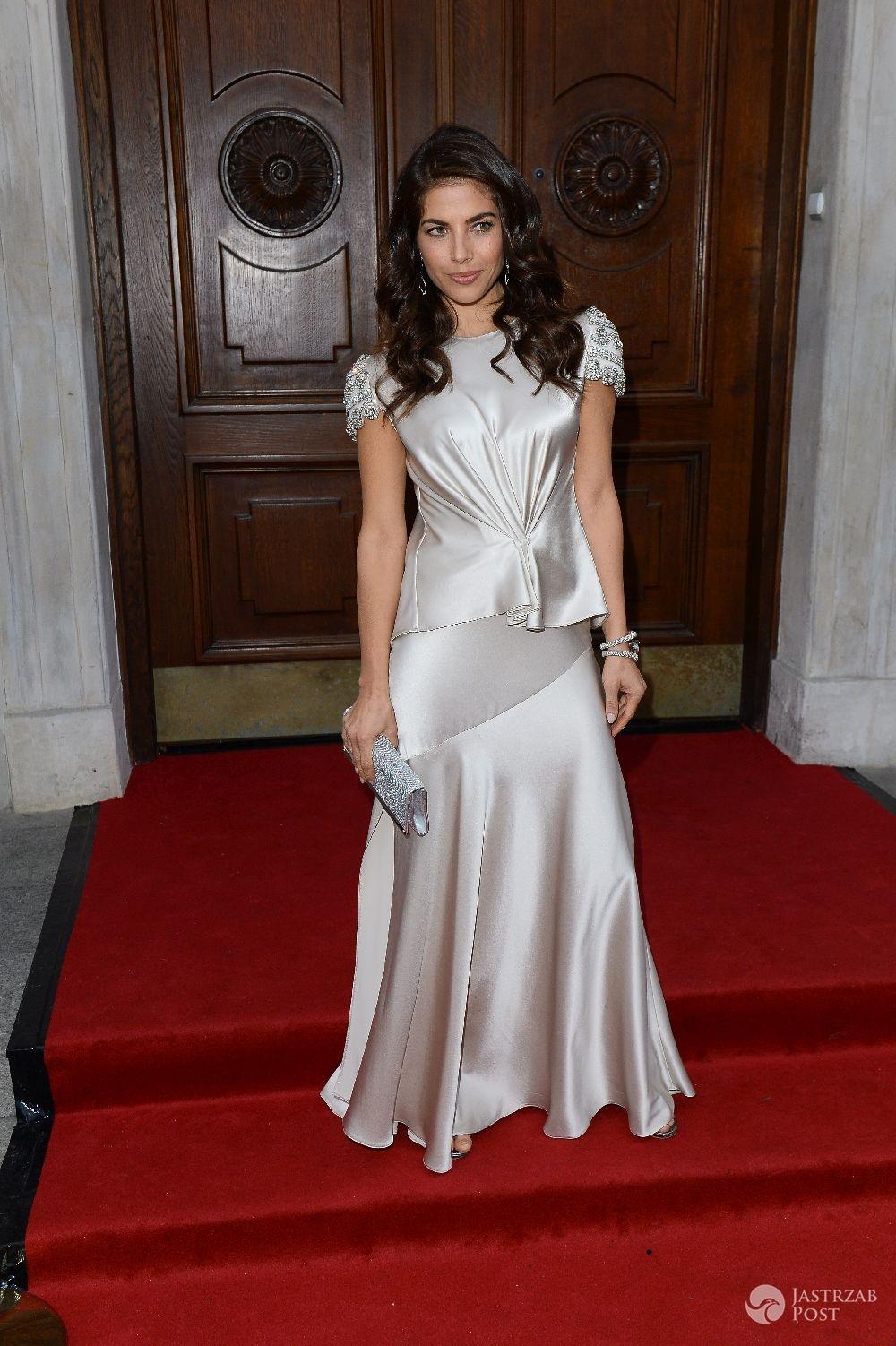 Weronika Rosati lubi eleganckie kreacje, ale też dresy