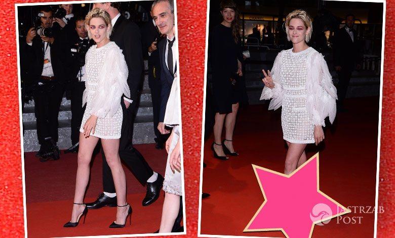 Kristen Stewart na premierze Personal Shopper Cannes 2016 (fot. ons)