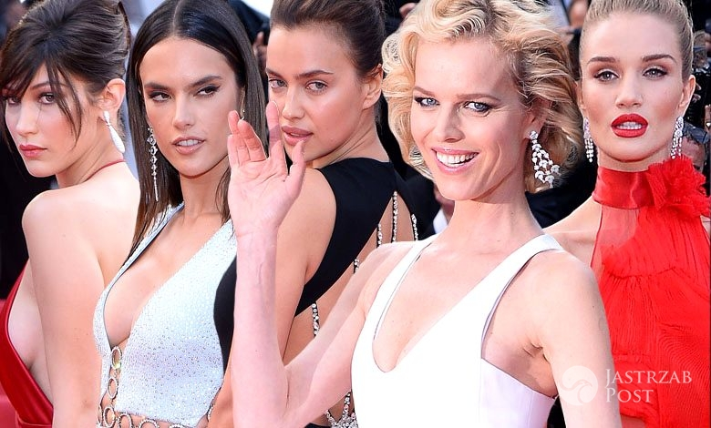 supermodelki na premierze the unknown girl festiwal cannes 2016