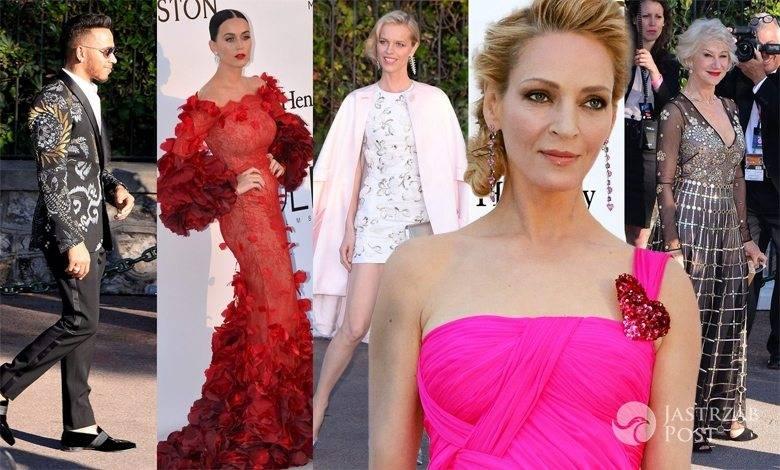 Gwiazdy na 23. gala amfAR, festiwal w Cannes 2016 (fot. ONS)