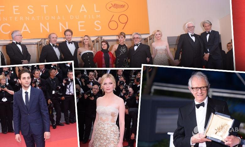Gala zamknięcia 69. międzynarodowego festiwalu filmowego w cannes 2016 (fot. ONS)