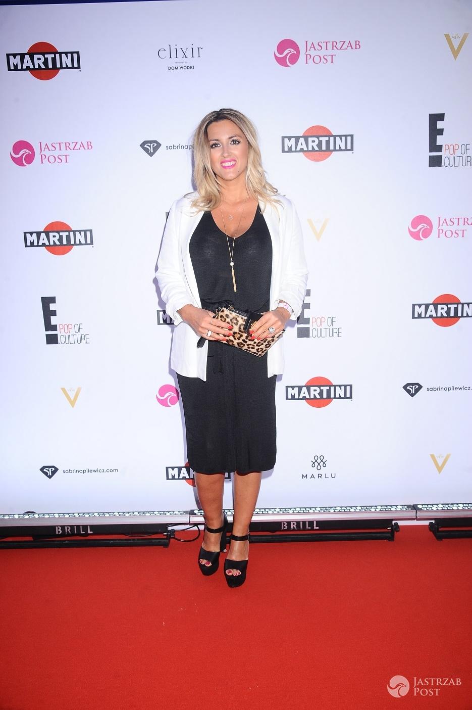 Billboard 2016, impreza z Jastrząb Post, Martini i E! Entertainment - Karolina Szostak