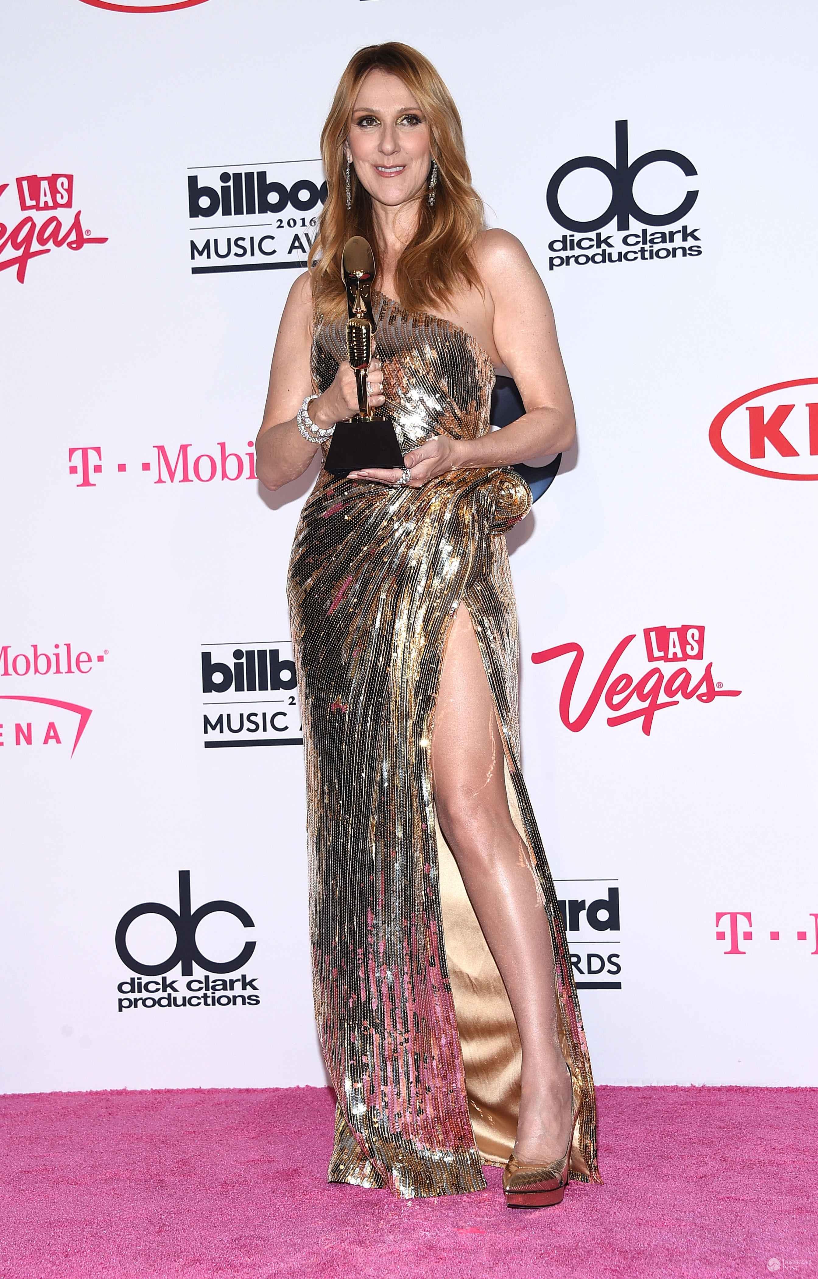 Celine Dion na Billboard Music Awards 2016