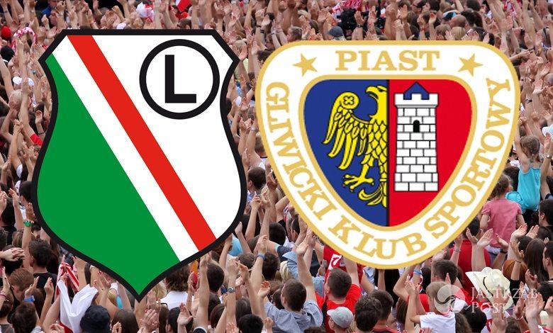 Kibice Legia Warszawa mistrzem Polski 2016