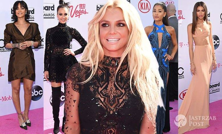 Gwiazdy na Billboard Music Awards 2016