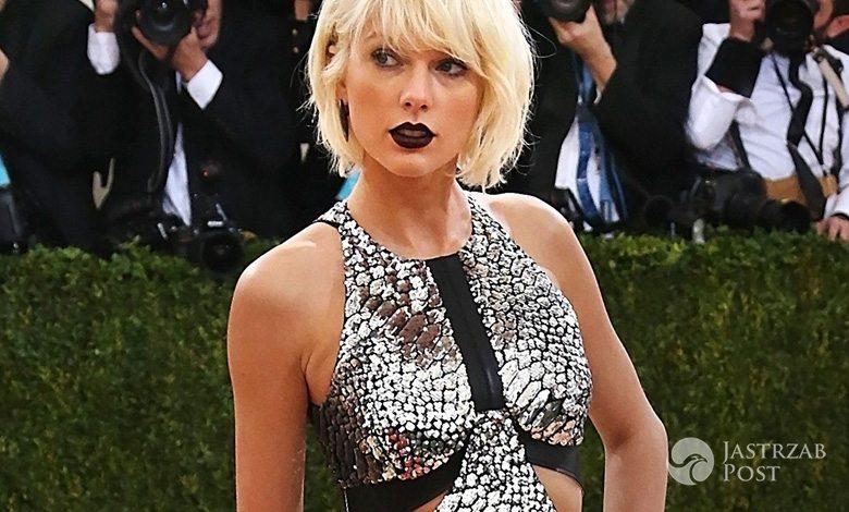 Nowy styl Taylor Swift na MET Gala 2016 (fot. East News)