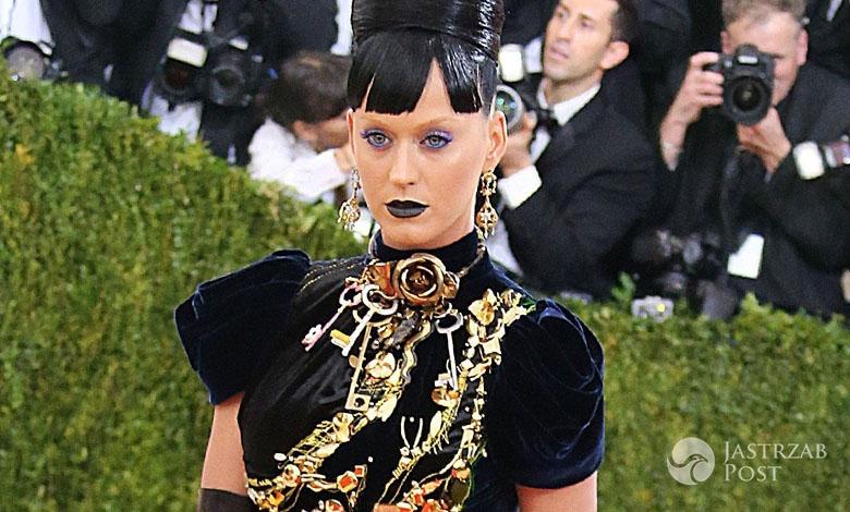 Suknia: Prada. Katy Perry MET Gala 2016 (fot. East News)