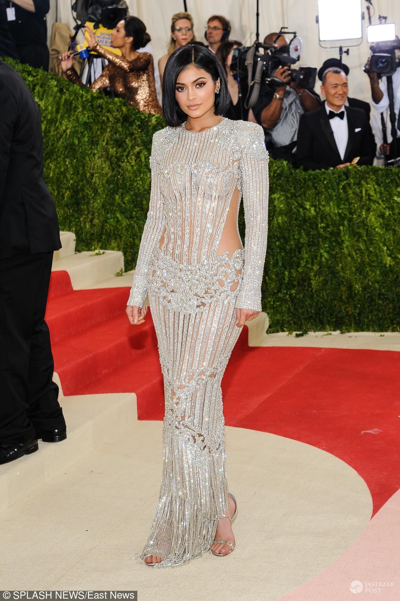 Kylie Jenner nie dostała własnego reality-show