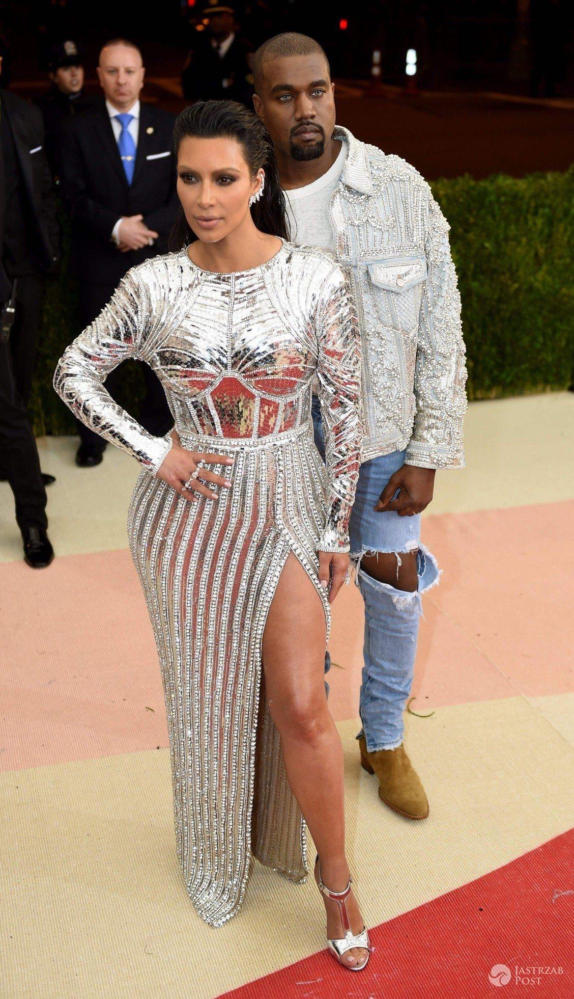 Kanye West i Kim Kardashian przechodzą kryzys?