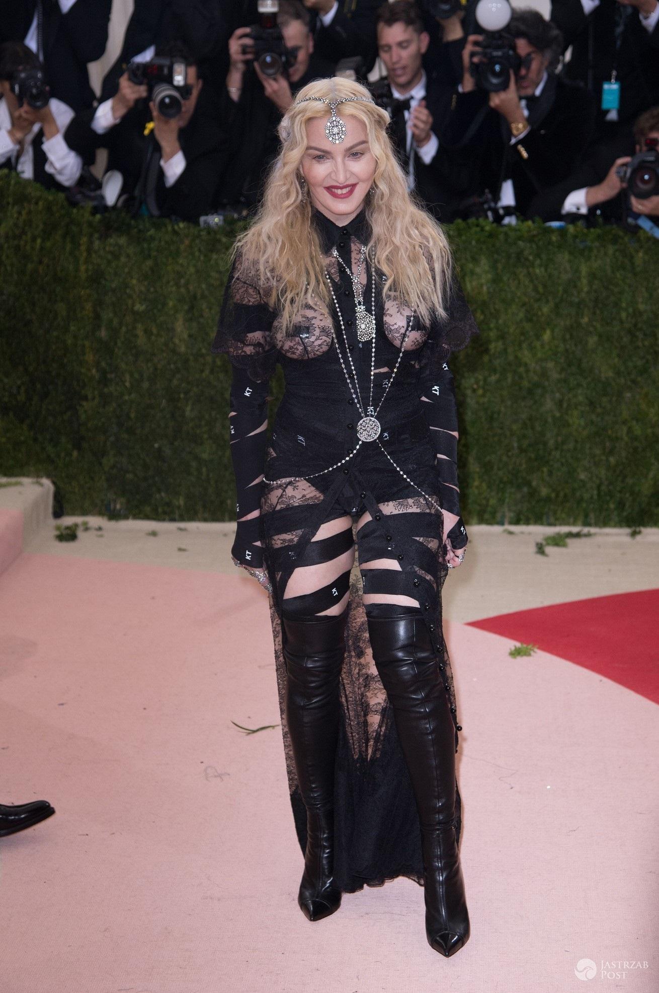 Madonna MET Gala 2016, fot. EAST News