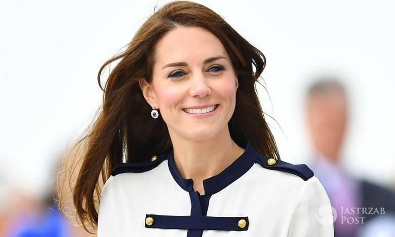 Księżna Kate w porcie Portsmouth