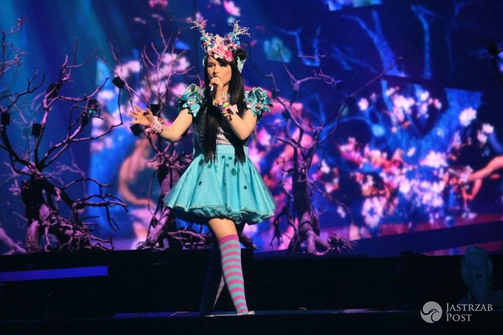 Jamie Lee z piosenką Ghost na Eurowizji 2016