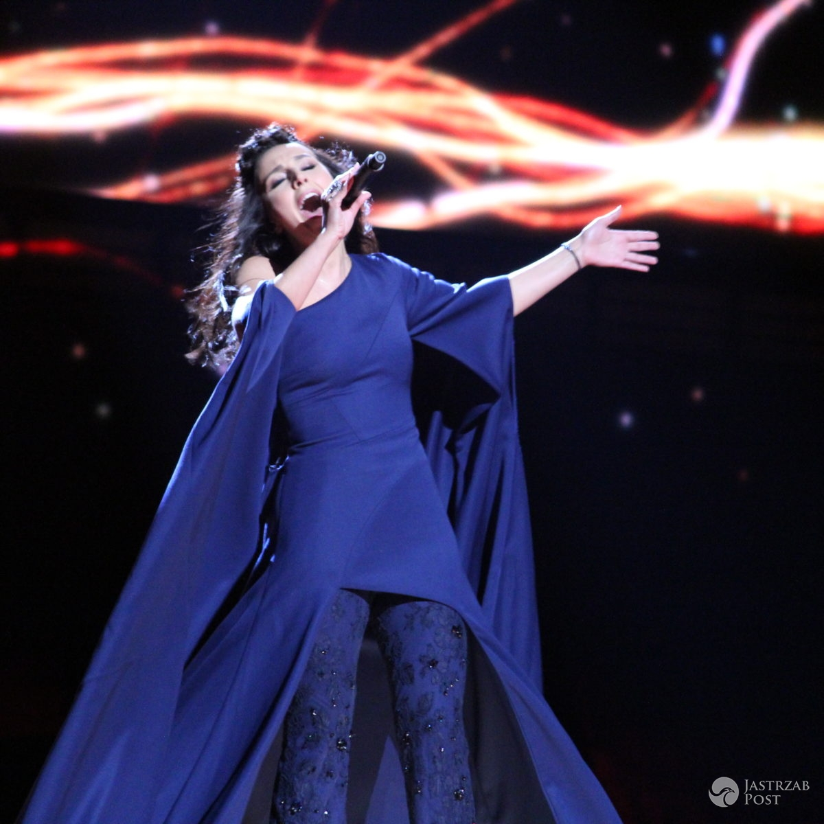Jamala z Ukrainy na Eurowizji 2016