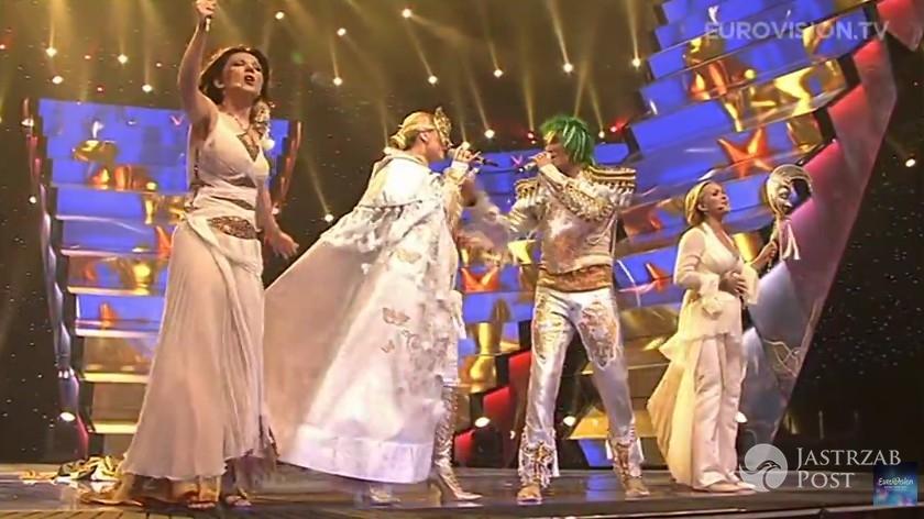 Niezapomniane kreacje polskich gwiazd na Eurowizji: Ich Troje, Eurowizja 2006