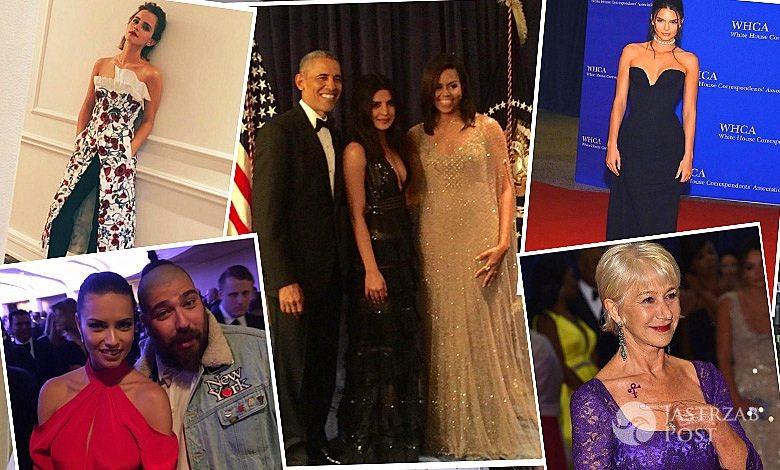 Kolacja z Barackiem Obamą