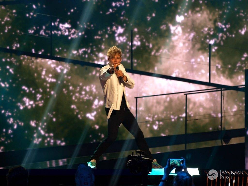Donny Montell - I've Been Waiting For This Night - Eurowizja 2016