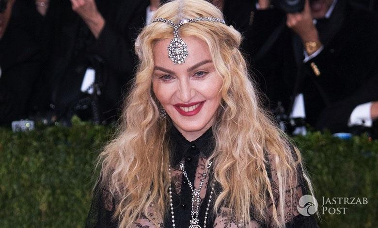 Madonna - MET Gala 2016