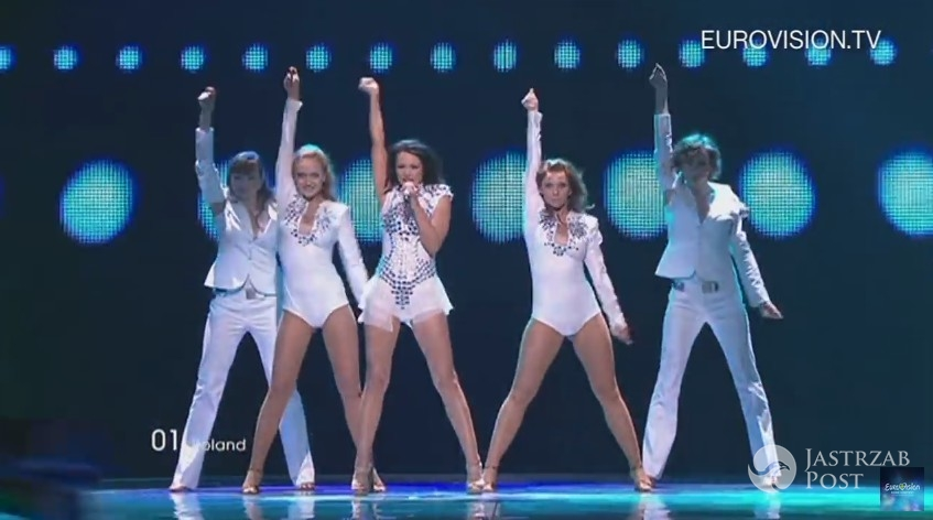 Niezapomniane kreacje polskich gwiazd na Eurowizji: Magdalena Tul, Eurowizja 2011