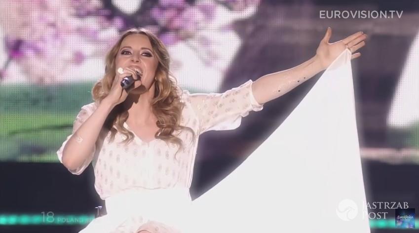 Niezapomniane kreacje polskich gwiazd na Eurowizji: Monika Kuszyńska, Eurowizja 2015