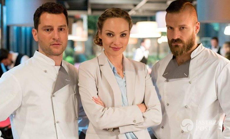 """""""Na noże"""" nowy serial TVN"""