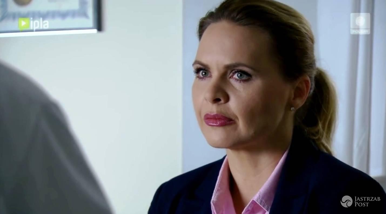 Przyjaciółki odcinek 85, Anka (Magdalena Stużyńska) chora na raka piersi