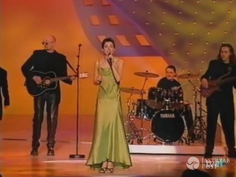 Niezapomniane kreacje polskich gwiazd na Eurowizji: Sixteen, Eurowizja 1998
