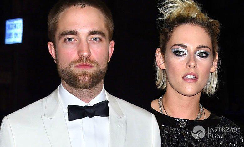 Kristen Stewart i Robert Pattinson na MET Gala 2016