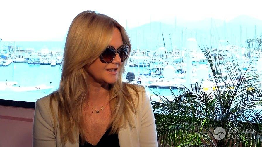 Grażyna Torbicka na festiwalu w Cannes 2016 wystąpiła w roli ambasadorki L'Oreal Paris
