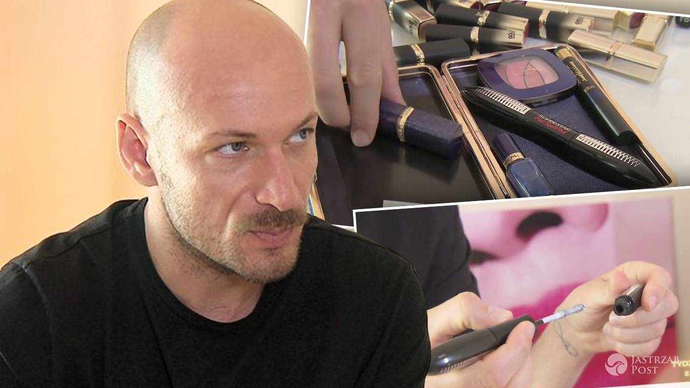 Karim Rahman, makijażysta L'Oreal, o trendach 2016 w makijażu na czerwony dywan