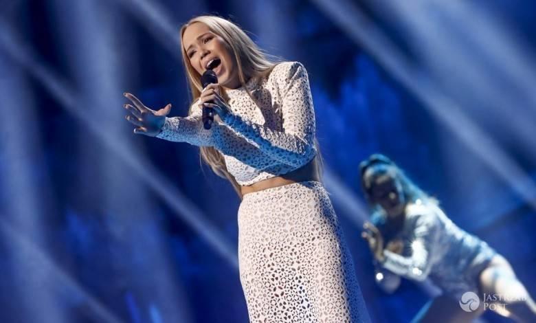 Agnete z Norwegii na Eurowizji 2016 - występ