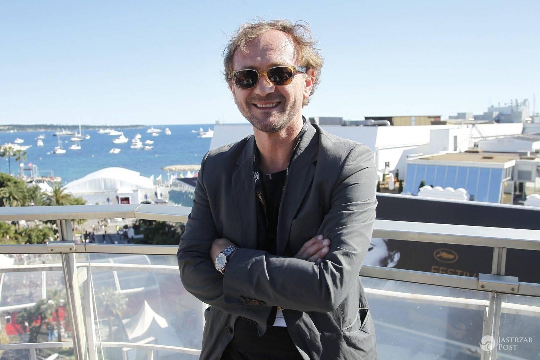 Andrzej Chyra, festiwal w Cannes 2011 (fot. AKPA)